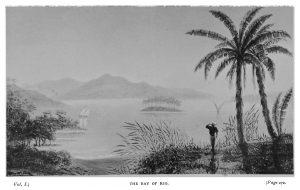 Ilustração do relato de Lady Isabel Burton (1897).
